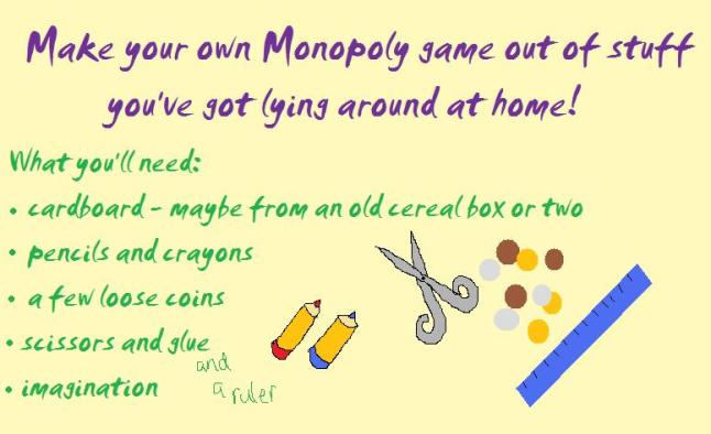 monopoly instructions 1