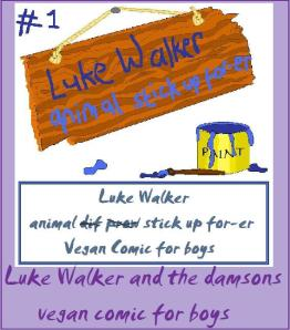 Luke Walker and the damsons