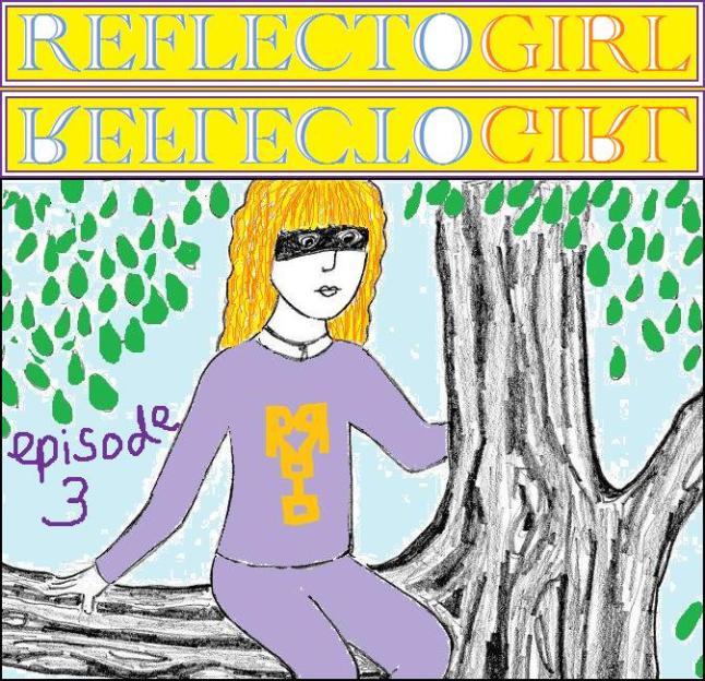 Reflecto Girl 3 cover