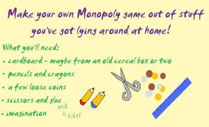 make your own monopoly game