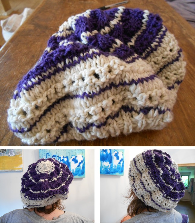... this gorgeous beret