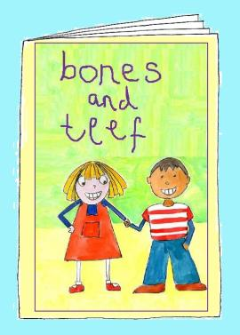 Bones and Teef - vegan picture book for children