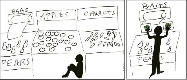 vegan comic strip