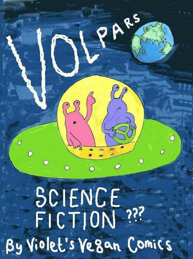 vegan science fiction
