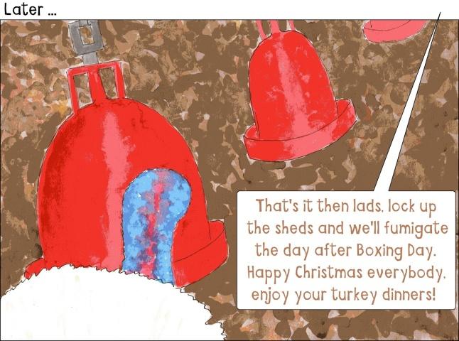 vegan Christmas story
