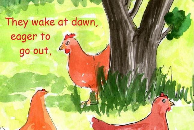 vegan nursery rhymes