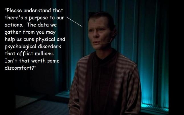 Voyager scientific method