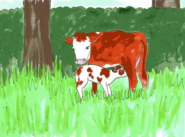 vegan nursery rhyme