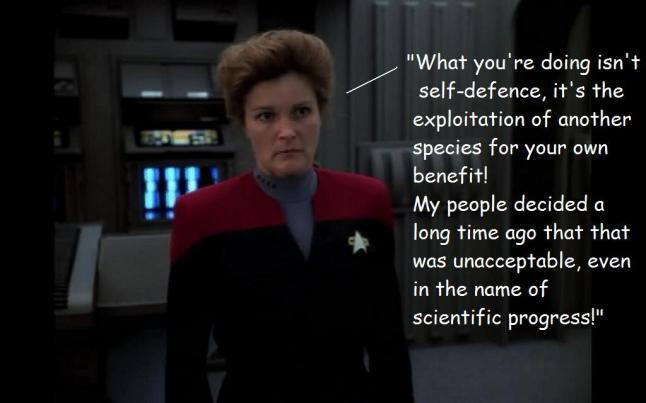 Voyager scientific method