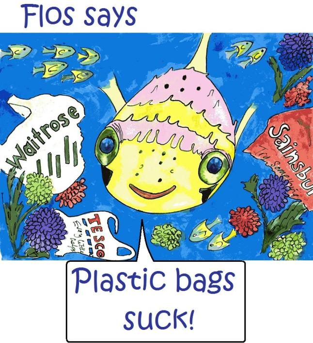 plastic bags suck