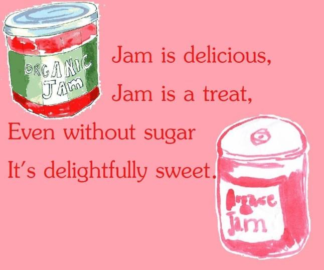 sugar free jam