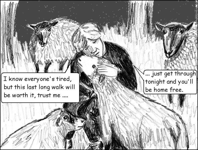 vegan graphic novel