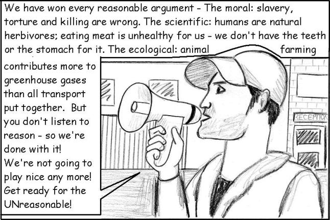 vegan graphic novel