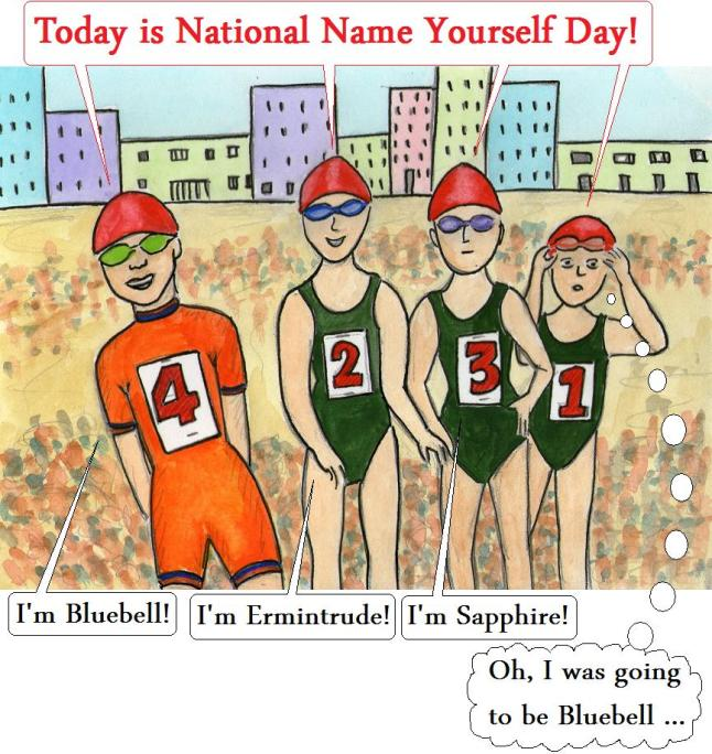 national name yourself day