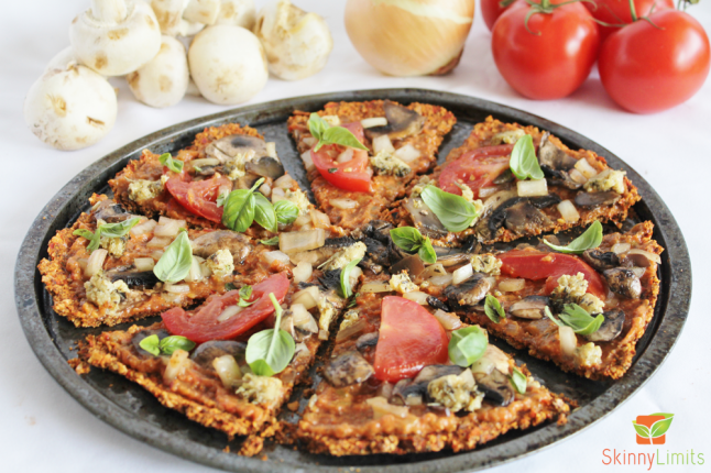 raw-vegan-pizza-recipe skinnylimitsdotcom