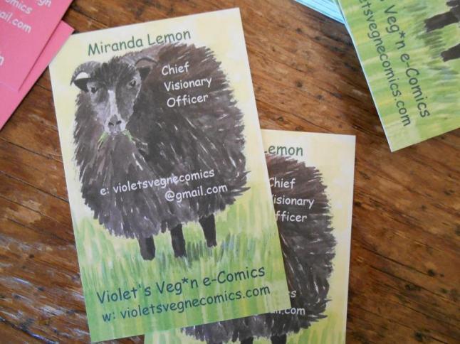 Business cards Miranda