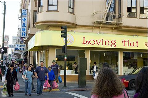 Loving Hut San Francisco