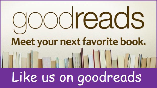 Like us on Goodreads