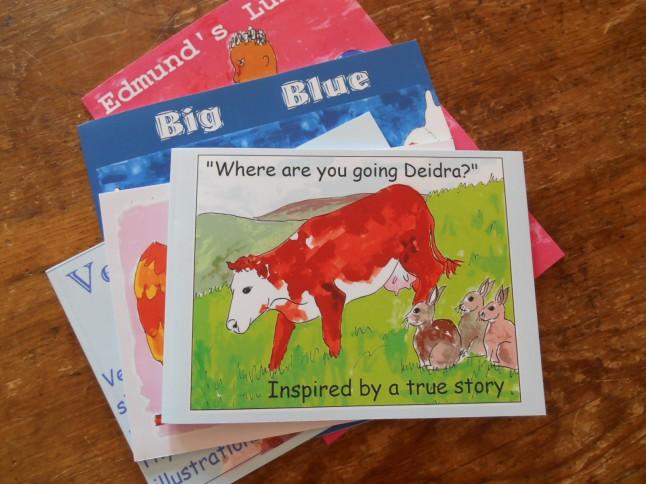 vegan story for children