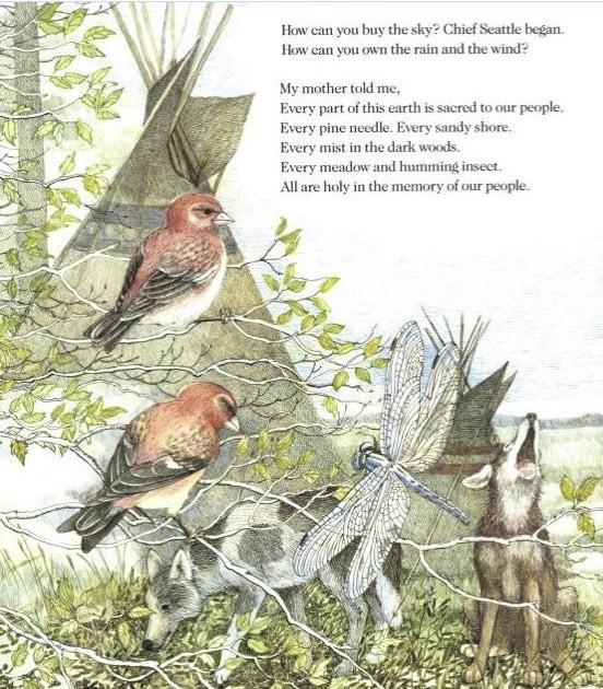 Brother Eagle, Sister Sky | Vegan Children's Stories