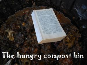 the hungry compost bin