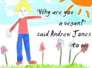 why are you a vegan