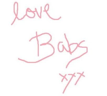 love Babs
