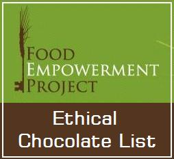 Ethical Chocolate List
