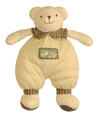 organic cotton bear