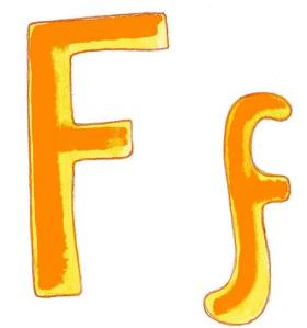 dictionary words beginning with f