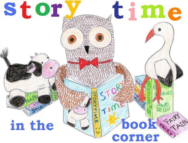 vegan story time