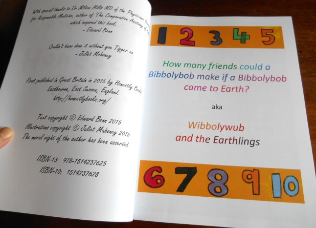How many friends could a Bibbolybob make if a Bibbolybob came to Earth?