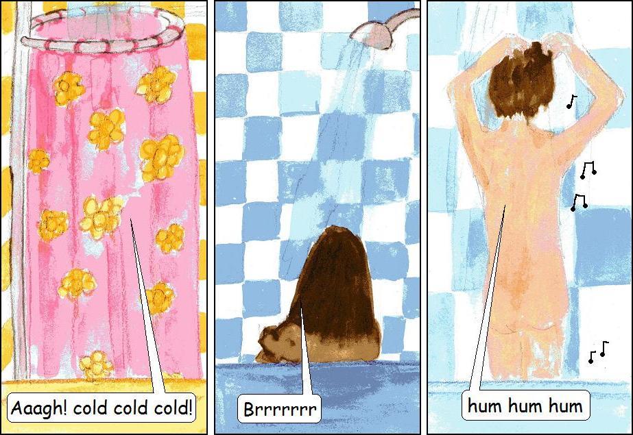 vegan comic for girls
