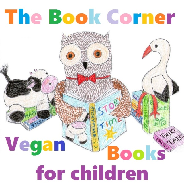 vegan books for children