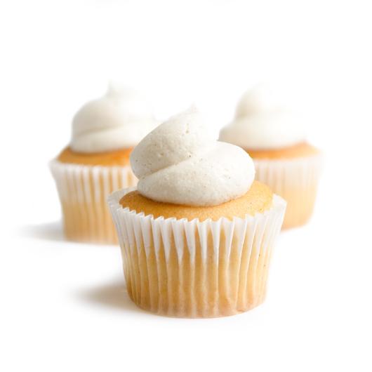 nut-free vanilla cupcake