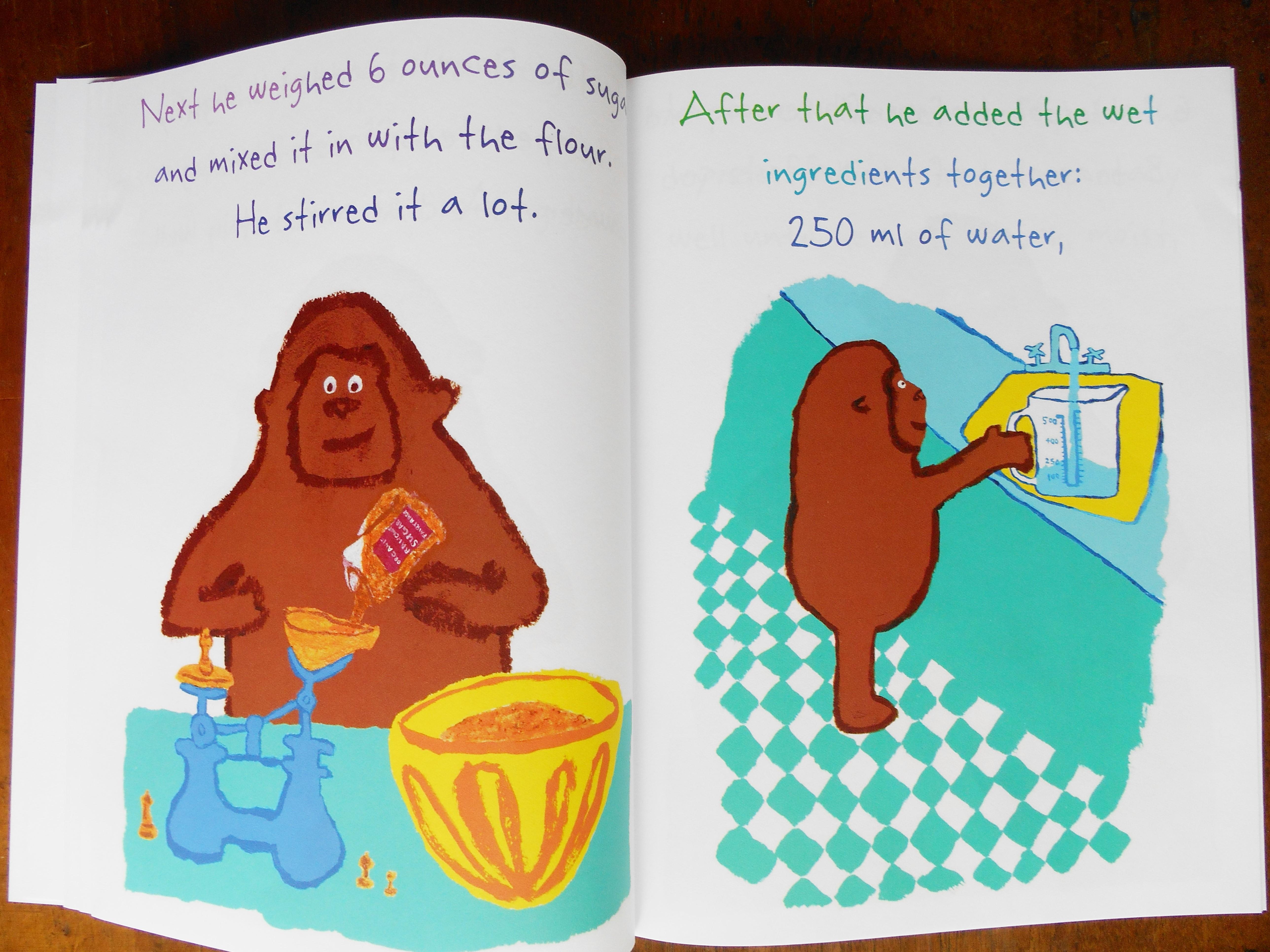 vegan story book for children