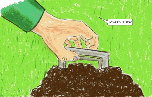 vegan children's comic