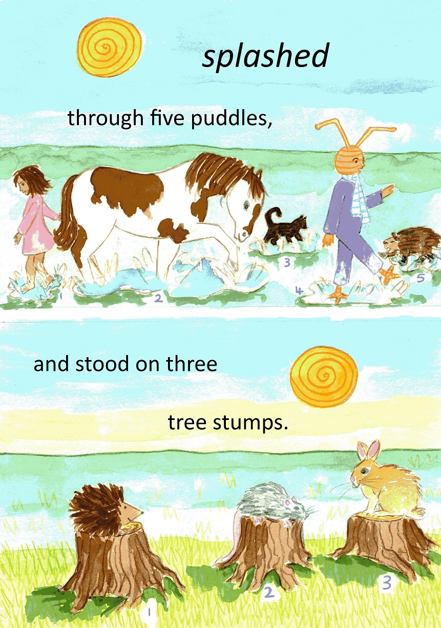 vegan story book