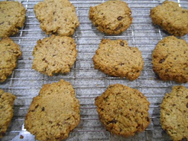 vegan gluten-free cookies