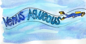 Venus Aqueous title