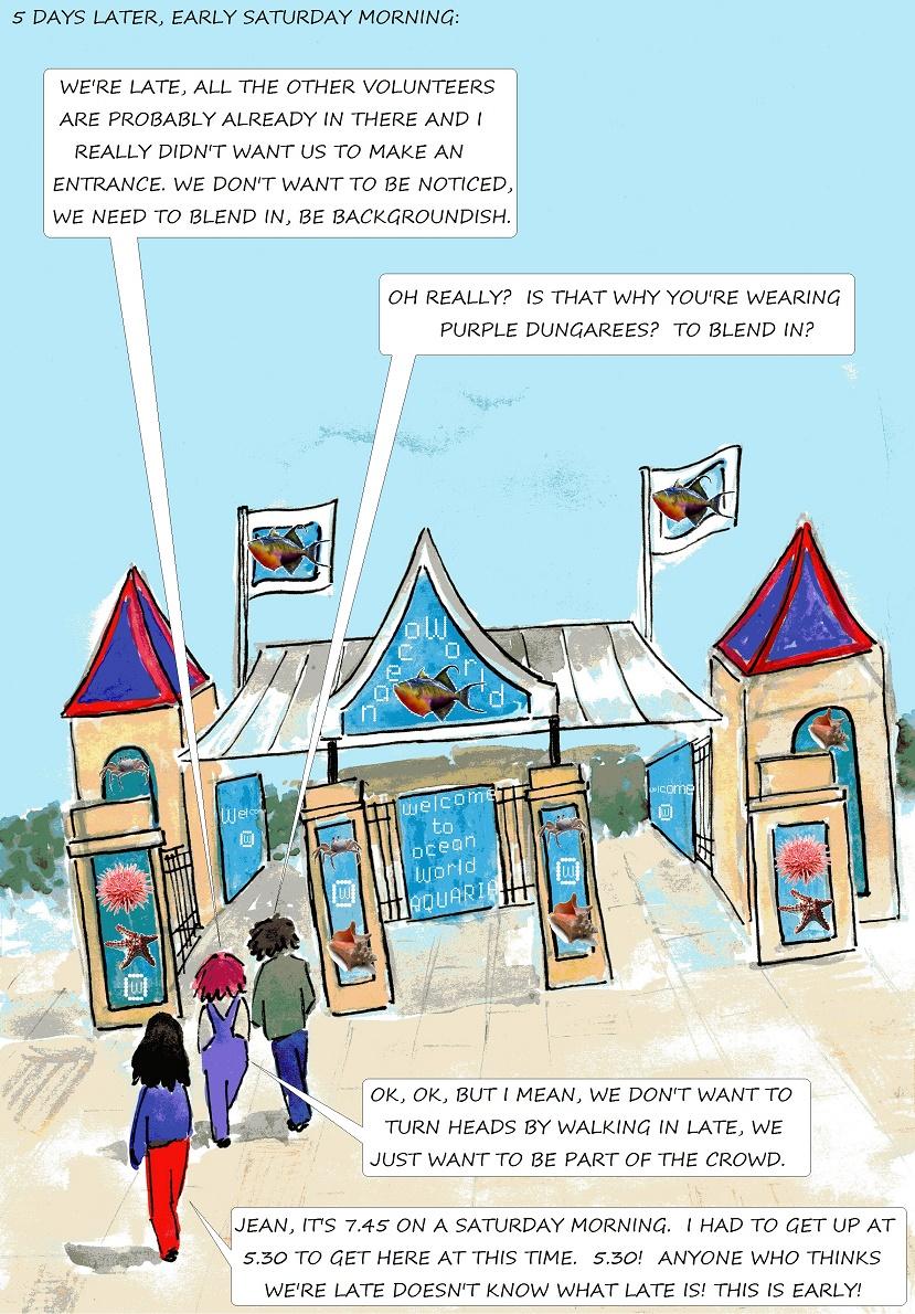 children's comic