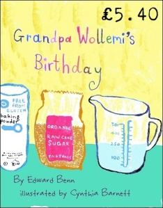 Grandpa Wollemi's birthday