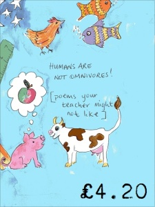 Humans are not omnivores!
