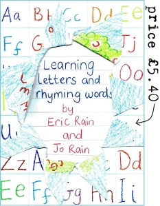 Learning letters and rhyming words